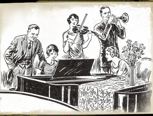 Piano Sympa